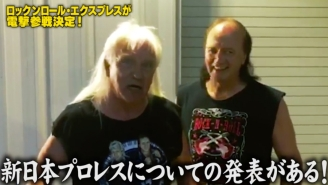 The Rock 'N' Roll Express Make Their New Japan Pro Wrestling Debut Later This Month