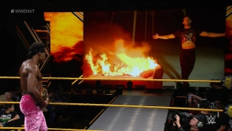 The Best And Worst Of WWE NXT 9/4/19: F**k Your Couch