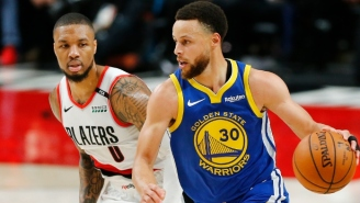 Steph Curry And Damian Lillard 'Plan' To Suit Up For USA Basketball At The 2020 Olympics