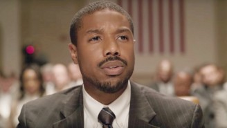 Michael B. Jordan And Brie Larson Fight Against Injustice In The 'Just Mercy' Trailer