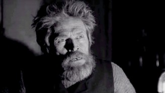 Robert Pattinson And Willem Dafoe Have Gone Mad In The New 'The Lighthouse' Trailer