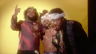 Bas And Earthgang Have A Hankering For Some 'Jollof Rice' In Their Lighthearted New Video