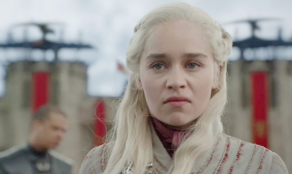 Emilia Clarke Wasn't Allowed To Keep One Memento From The 'Game Of Thrones' Set