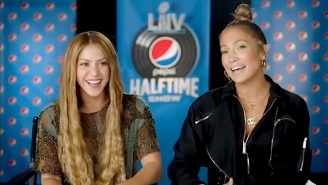 Jennifer Lopez Wants Her And Shakira's Super Bowl Performance To 'Bring Everybody Together'