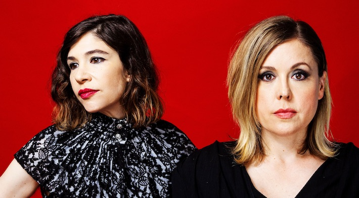 Sleater-Kinney Celebrate The Power Of The Female Body In Their 'Can I Go On' Video