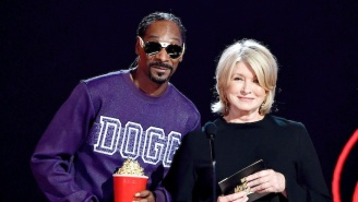 Snoop Dogg Roasts Tekashi 69 By Noting That Martha Stewart Never 'Snitched' During Her Trial