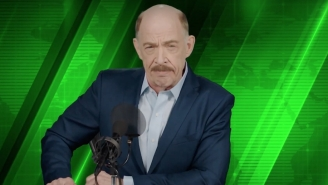 J.K. Simmons Brought Back J. Jonah Jameson (Again) In A New 'Spider-Man: Far From Home' Promo