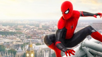 The New PS5 Spider-Man Sure Does Look A Lot Like Tom Holland, Huh?