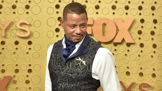 Terrence Howard's Puzzling Emmys Red Carpet Interview Is Really Turning Heads Online