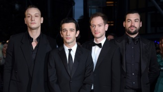 The 1975 Are Making A Quarantine Album, And Matty Healy Thinks It Will Be 'Quite Violent'