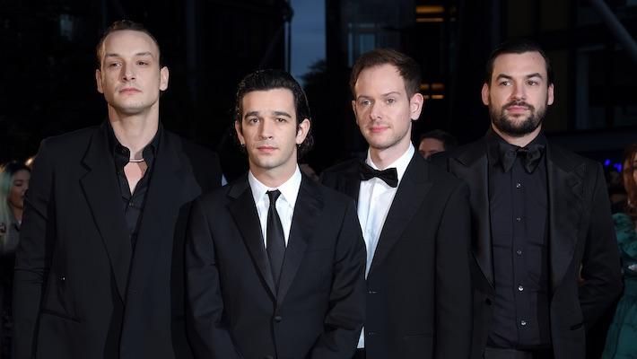 The 1975 Have Postponed Their Tour So They Can Finish 'Notes On A Conditional Form'