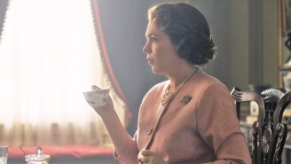 'The Crown' Director Has Explained Why Season 3 Sidesteps The Queen's Blue Eyes After A Huge Hassle