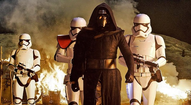'The Mandalorian' Will Dig Into The Mostly Unknown Origins Of The First Order