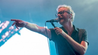 The National Put Their Own Spin On INXS' 'Never Tear Us Apart' To Benefit Australian Bushfire Charities