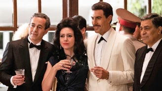 Weekend Preview: Sacha Baron Cohen In Netflix's 'The Spy' And A Ton Of Premium Cable Goodies