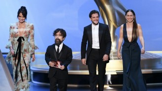 Here's Why One 'Game Of Thrones' Cast Member Wasn't On Stage During The Emmys