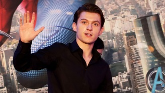 Tom Holland Reveals His Surprise Idol And Appears To Bring Finality To The Sony-Marvel 'Spider-Man' Split