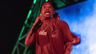 Travis Scott's Astroworld Festival Is Set To Return For 2019 In November