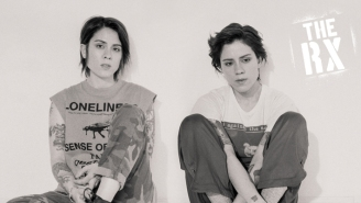 Tegan And Sara Discuss Reliving 'High School' In Both Their Inspiring New Memoir And Album