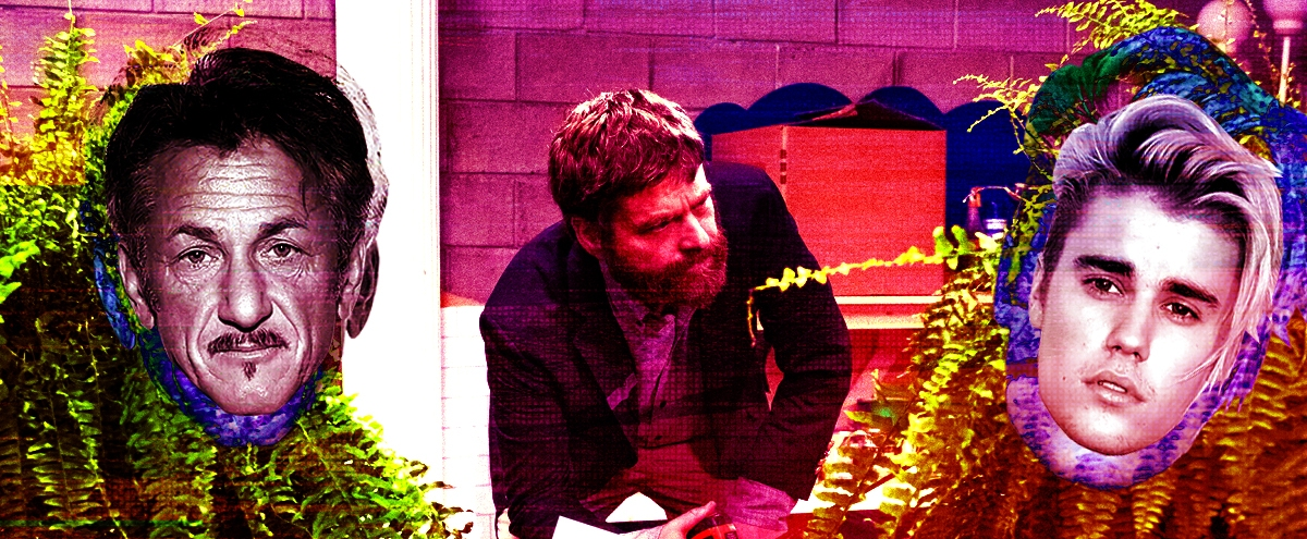 Revisiting The Most Uncomfortably Awkward 'Between Two Ferns' Interviews