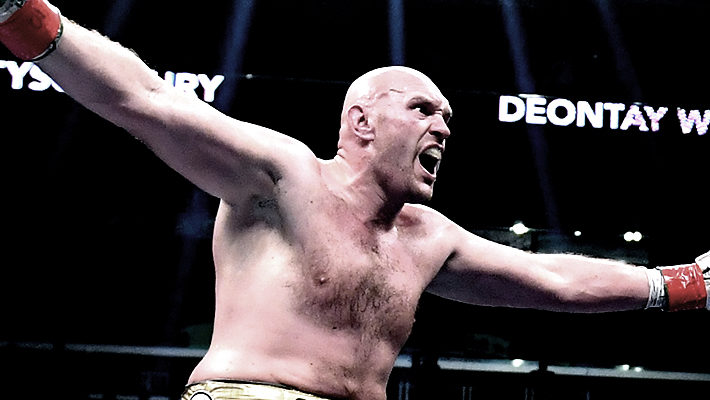 Tyson Fury Talks Otto Wallin, Mental Health, And Why There Are Only Two Heavyweights That Matter
