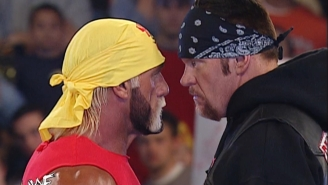 The Undertaker And Hulk Hogan Are Being Advertised For WWE's Next Crown Jewel In Saudi Arabia