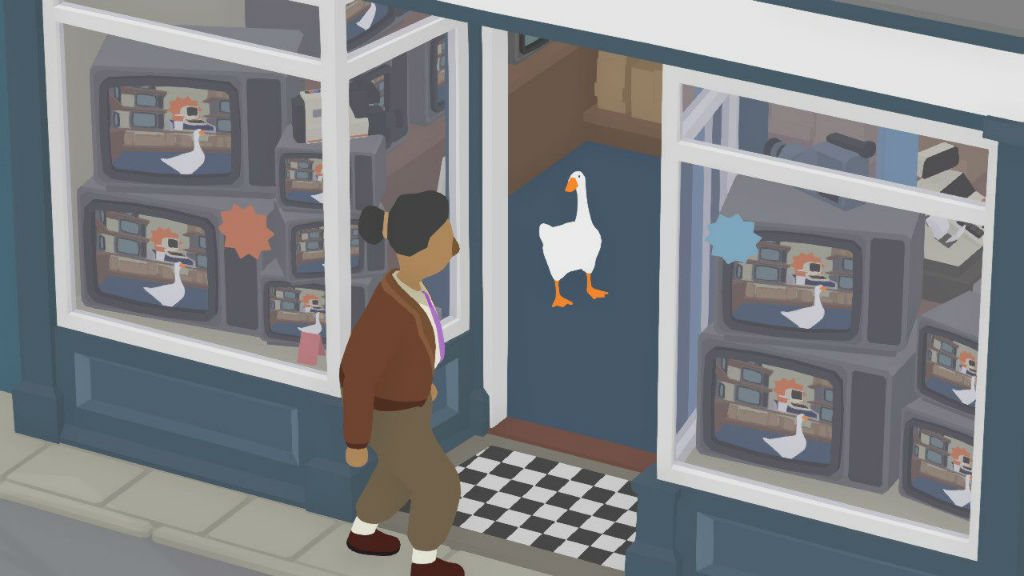 People Just Can't Stop Making 'Untitled Goose Game' Memes