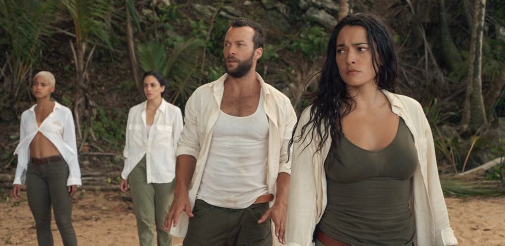 What's On Tonight: Netflix Tries To Recreate 'Lost' With 'The I-Land'