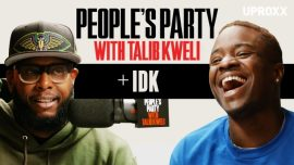 Talib Kweli And IDK Talk Kanye, Denzel Curry, & How Prison Influenced His Music