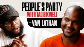 Talib Kweli And Van Lathan Discuss TMZ, Kanye West, Self-Improvement & Gun Activism
