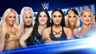 WWE Friday Night Smackdown Open Discussion Thread (10/18/19)