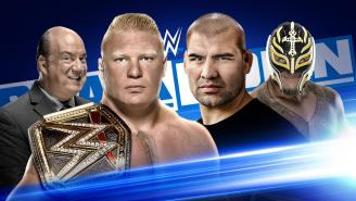 WWE Friday Night Smackdown On FS1 Open Discussion Thread (10/25/19)