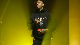 21 Savage Wants Royalties From Rappers Who Use His 'Yessirskiii' Catchphrase