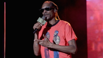 Snoop Dogg On His Kansas Basketball Performance: 'You Pay For Snoop Dogg, You Gon' Get Snoop Dogg'
