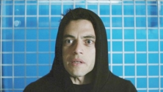The Final Season Of 'Mr. Robot' Was Partially Inspired By The British Version Of 'The Office'