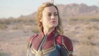 Brie Larson Has Spoken To The Head Of Marvel Studios About An All-Female Superhero Movie