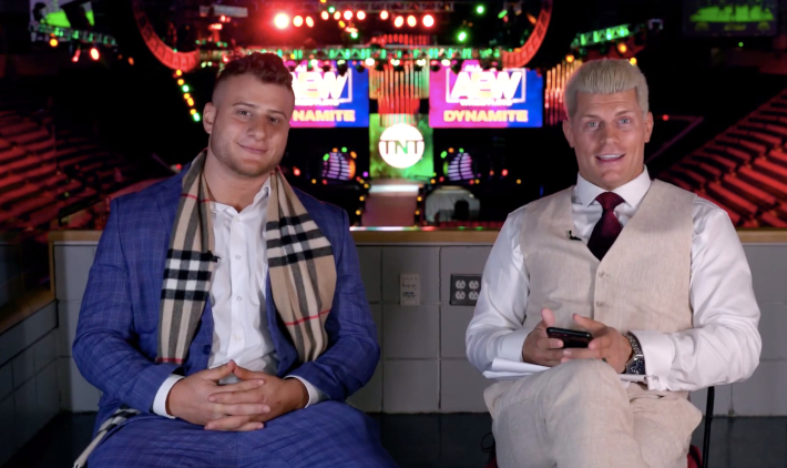 mjf and Cody