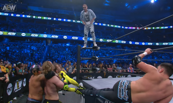 The Ins And Outs Of AEW Dark 10/8/19: Tape Machines Are Rolling