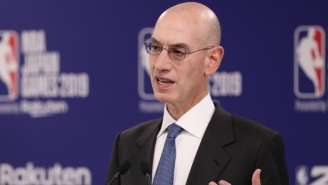 Adam Silver: NBA's Hiatus Will Be 'At Least 30 Days,' But Admits 'It's Possible' The Season Is Canceled