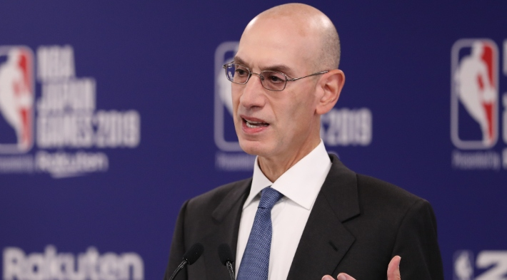 NBA Players In China 'Expressed Their Frustration' To Adam Silver Over 'Being Put In A Bad Position'