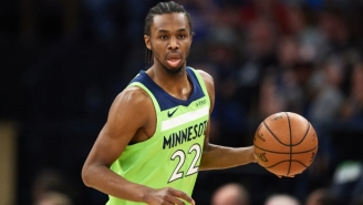 Andrew Wiggins Feels 'As Confident' As He Did When He Entered The NBA