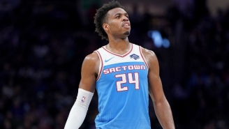 Report: The Kings Can Offer Buddy Hield Less Than The Max As Long As It's Not An 'Insult'