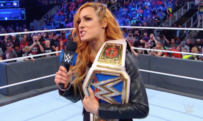 It's Been One Year Since Becky Lynch Proclaimed Herself 'The Man'