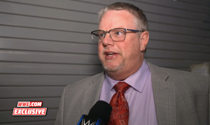 Bruce Prichard Is The New Executive Director Of Smackdown