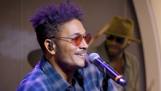 Bryce Vine Gets Into A Stripped-Down Groove For His Songkick Live Performance