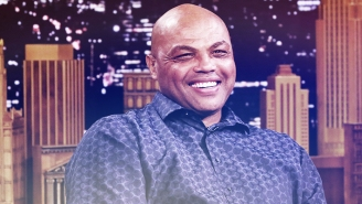 Charles Barkley Sounds Off To Us On The LeBron-AD Pairing, Keeping Zion Healthy, And More