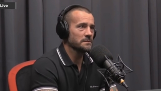CM Punk Confirms He's In Talks For 'WWE Backstage' On FS1