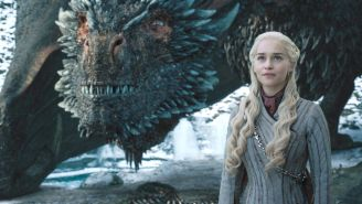 HBO Shared The First Look At The Dragons In The 'Game Of Thrones' Prequel Series, 'House Of The Dragon'