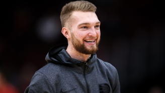 Report: The Pacers Are 'Engaged In Active Trade Talks' Centered Around Domantas Sabonis