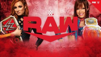 WWE Raw Open Discussion Thread (10/28/19)